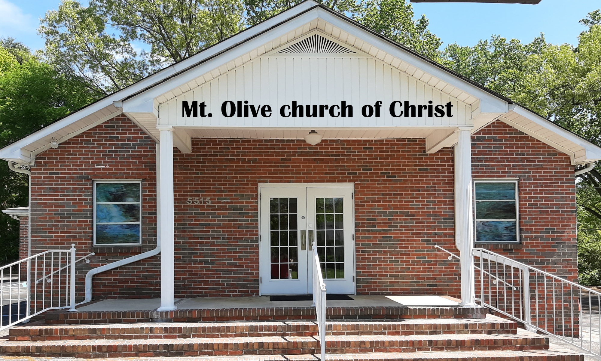 Mt. Olive church of Christ